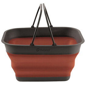 Outwell Collaps Crater with Handle Terracotta